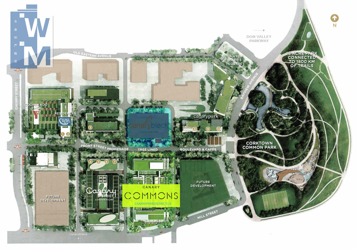 Canary Commons Site Plan-1200