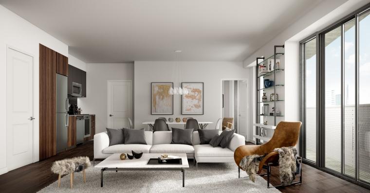 Social - Interior Suite